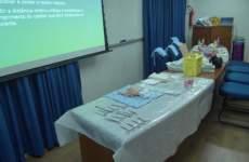 Imagem sobre Exposição dos materiais de Cateterismo Umbilical